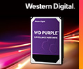 Скидка 7% по промокоду WDPURPLE на Жёсткие диски Western Digital Purple.