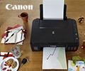Скидка 10% на принтеры и МФУ Canon Pixma G по промокоду Canon.