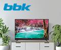 Скидка 100% на сертификат Ситилинк номиналом до 3000 руб. при заказе с телевизором BBK.