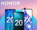 Скидки на смартфоны Honor по промокоду HONOR2000.