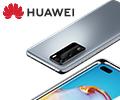 Скидка на смартфоны Huawei P40 и P40Pro до 4500 рублей по промокоду SALEP40.