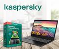 Скидка 1000 рублей на Антивирус Kaspersky Internet Security Multi-Device при покупке в комплекте с ПК, ноутбуком, офисным приложением или операционной системой.