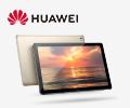 Бонусы 10% при покупке планшетов Huawei.