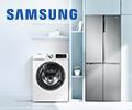 Скидка 100% на сертификат Ситилинк при заказе с крупной бытовой техникой Samsung.