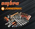 Скидка 10% на наборы инструментов Ombra и Jonnesway по промокоду OMBRA10.
