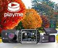 Cкидка до 20% по промокоду PLAYME на видеорегистраторы, радар-детекторы и комбо-устройства Playme