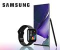 При единовременной покупке смартфона Samsung Galaxy Note 20 и смарт-часов Realme Watch скидка 10 000 рублей на комплект