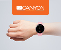 Скидки 20% на смарт-часы Canyon по промокоду CANYONSALE